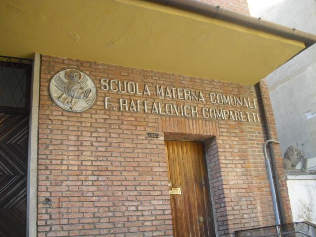 Comparetti for Scuola sansovino venezia